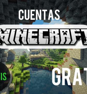 cuentas minecraft premium gratis